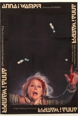 Постер фильма Анна и вампир (1982)