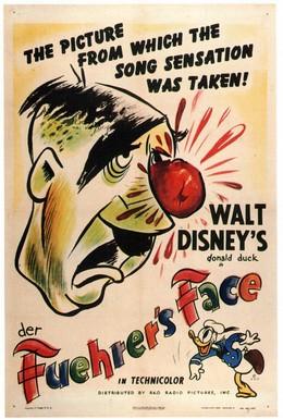 Постер фильма Лицо Фюрера (1942)
