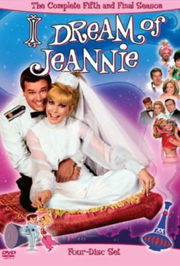 Постер фильма Я мечтаю о Джинни (1965)