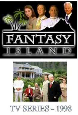 Постер фильма Остров фантазий (1998)