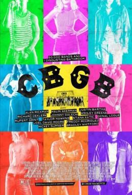 Постер фильма Клуб CBGB (2013)