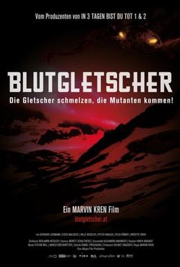 Постер фильма Кровавый ледник (2013)