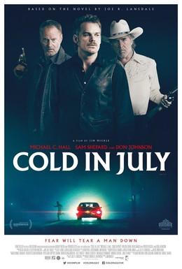 Постер фильма Холод в июле (2014)