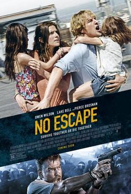 Постер фильма Выхода нет (2015)