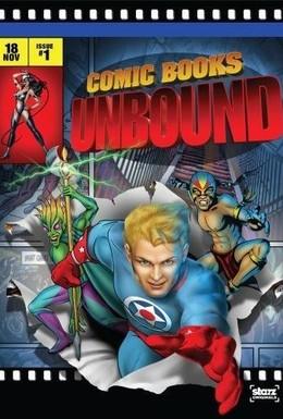 Постер фильма Комиксы – непобеждённые (2008)
