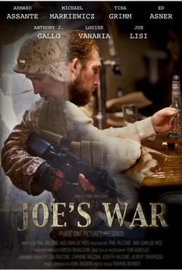Постер фильма Война Джо (2017)