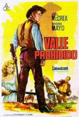 Постер фильма Высокий незнакомец (1957)