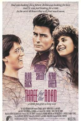 Постер фильма Трое в пути (1987)