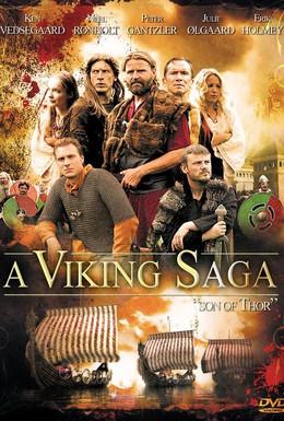 Постер фильма Сага о викингах (2008)