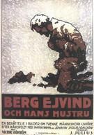 Берг Эйвинд и его жена (1918)