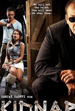 Постер фильма Похищение (2008)