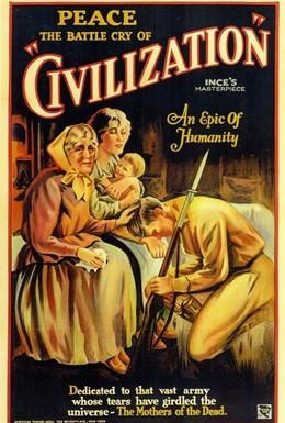 Постер фильма Цивилизация (1915)