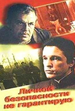 Постер фильма Личной безопасности не гарантирую (1980)