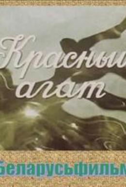 Постер фильма Красный агат (1973)