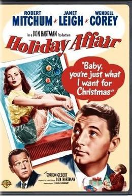 Постер фильма Праздничный роман (1949)