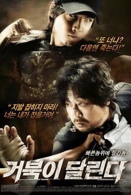 Постер фильма Бегущая черепаха (2009)
