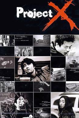 Постер фильма Проект X (2008)