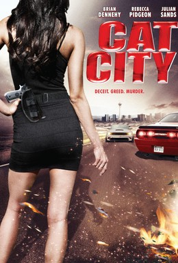 Постер фильма Город-храм (2008)