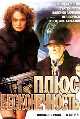 Постер фильма Плюс бесконечность (2005)