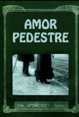 Постер фильма Шаги любви (1914)