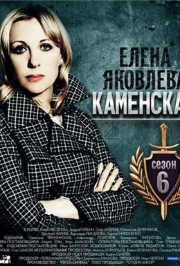 Постер фильма Каменская 6 (2011)