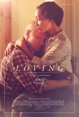 Постер фильма Лавинг (2016)