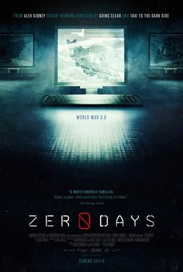 Постер фильма Уязвимость нулевых дней (2016)
