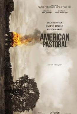 Постер фильма Американская пастораль (2016)