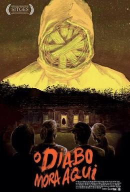 Постер фильма Здесь живёт дьявол (2015)