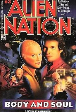 Постер фильма Нация пришельцев: Душа и тело (1995)