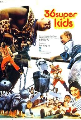 Постер фильма Наследники ниндзя (1982)