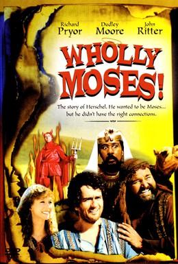 Постер фильма Всё о Моисее (1980)