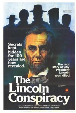 Постер фильма Заговор против Линкольна (1977)