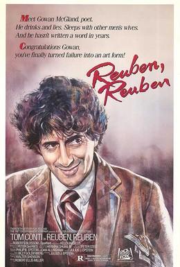 Постер фильма Рубен, Рубен (1983)