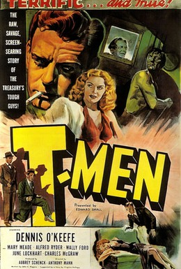 Постер фильма Люди-Т (1947)