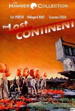 Постер фильма Затерянный континент (1968)