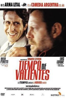 Постер фильма Время смелых (2005)