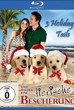 Постер фильма Три рождественские сказки (2011)