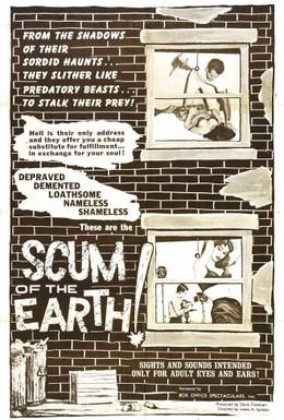 Постер фильма Отбросы Земли (1963)