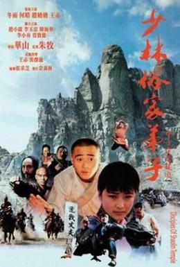 Постер фильма Ученики храма Шаолинь (1985)