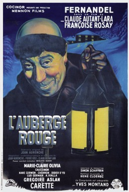 Постер фильма Красная харчевня (1951)