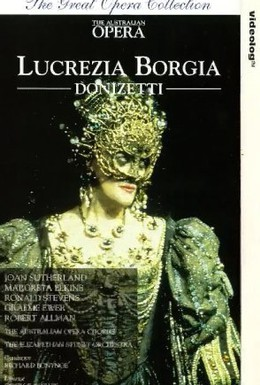 Постер фильма Лукреция Борджиа (1977)