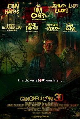 Постер фильма Рыжий клоун (2013)