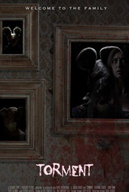 Постер фильма Мучение (2013)