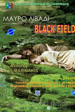 Постер фильма Чёрное поле (2009)
