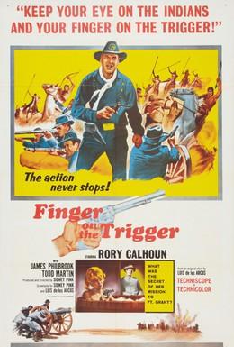 Постер фильма Палец на курке (1965)