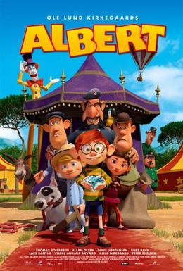 Постер фильма Альберт (2015)