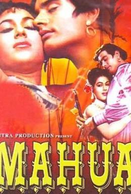Постер фильма Махуа (1969)