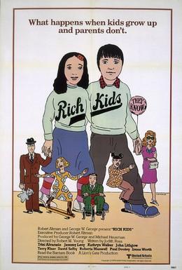 Постер фильма Богатые дети (1979)