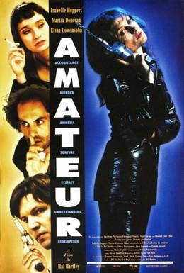 Постер фильма Дилетанты (1994)